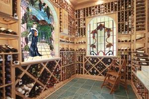 Designing Custom Wine Cellars