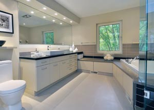 2009 NKBA Design Competition    Category:  Large Bathrooms (more than 55 sq. ft.)