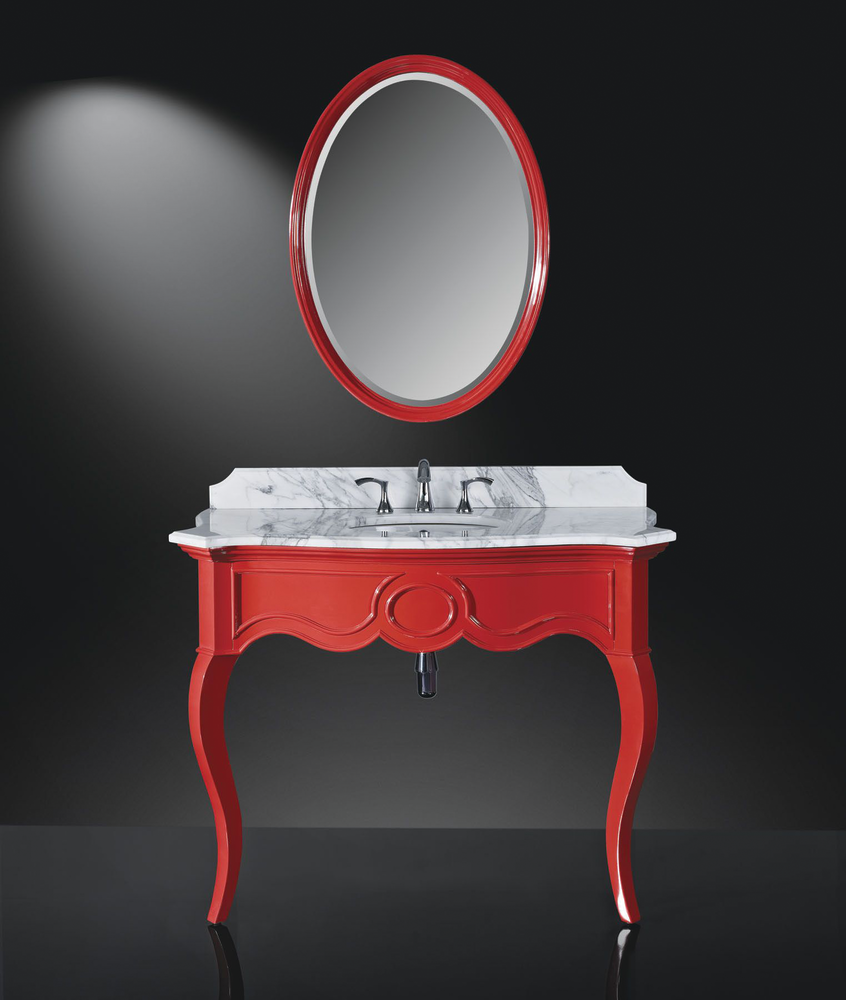 Sonnet Vanity and Mirror