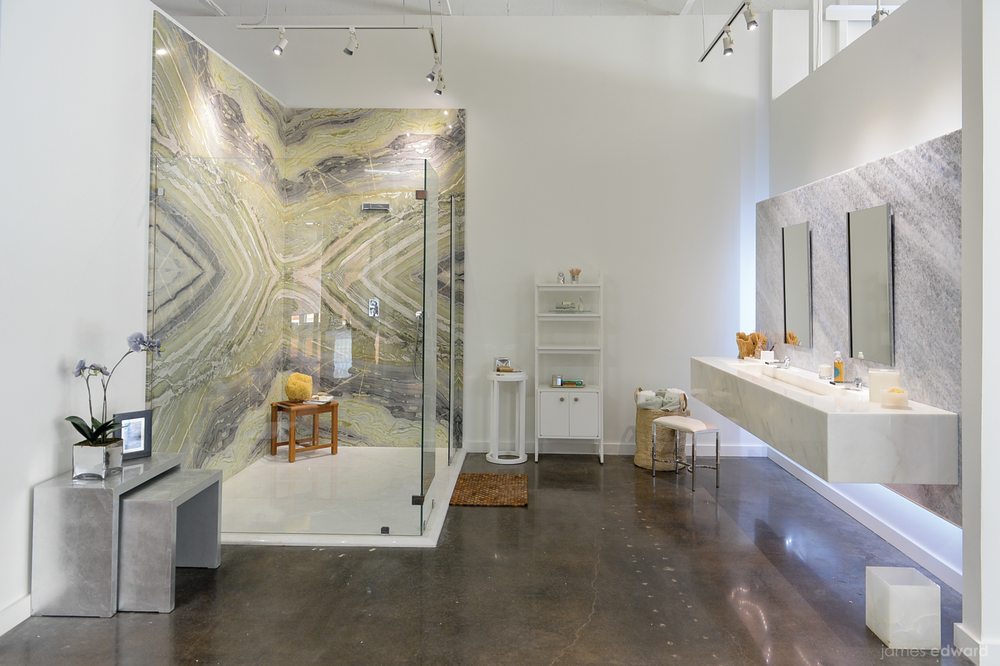 New Stone Gallery Takes Museum-Style Approach