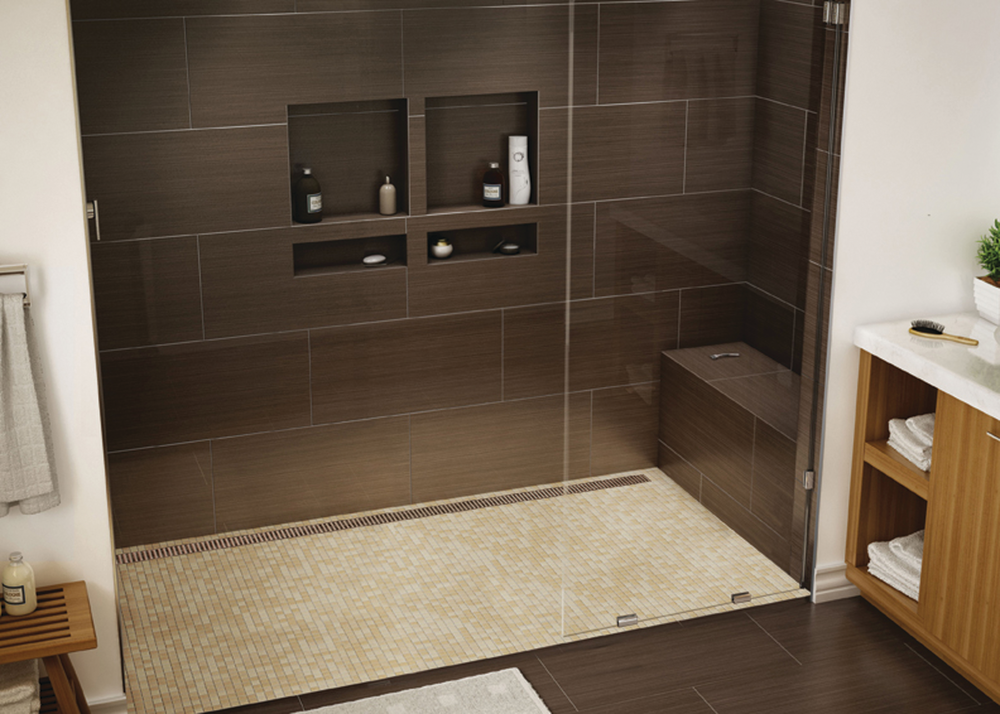 Tile Redi Shower Base