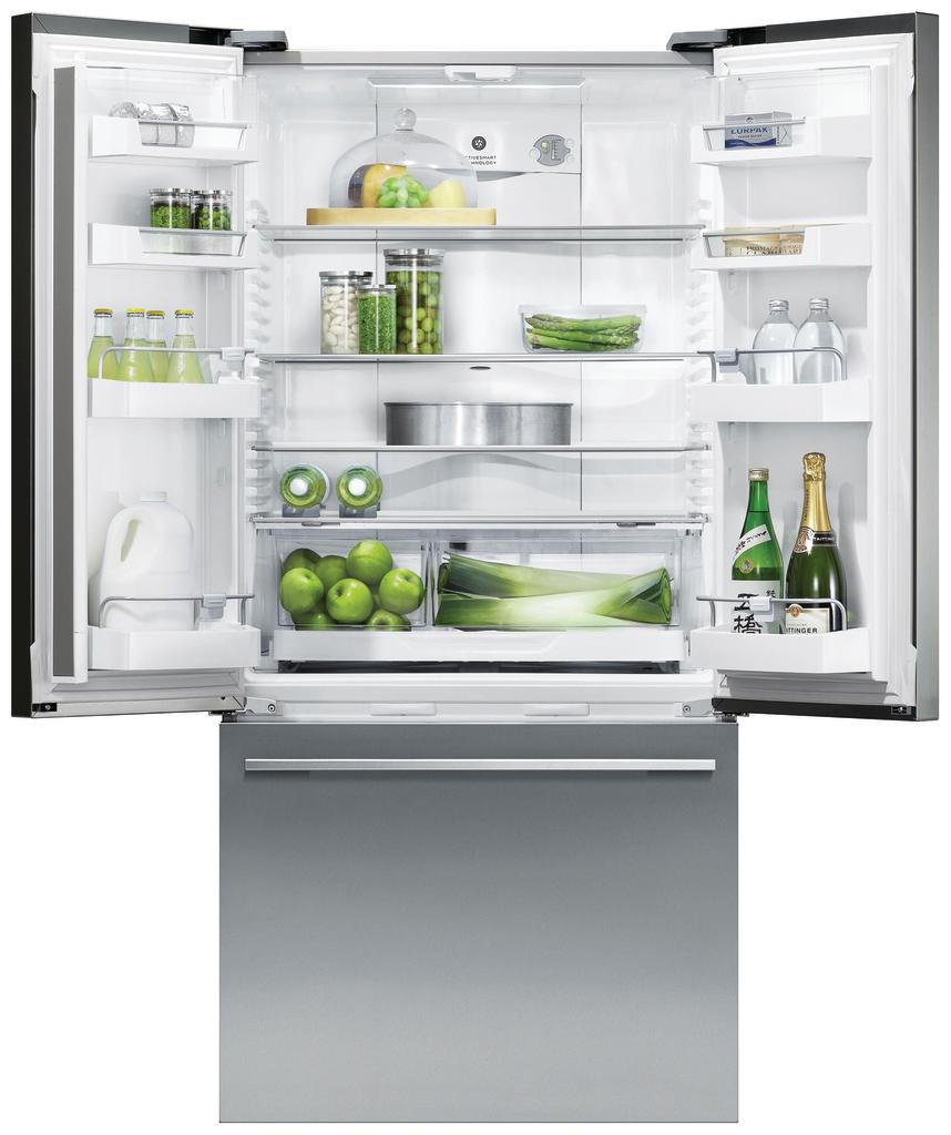 ActiveSmart Refrigerator Updates