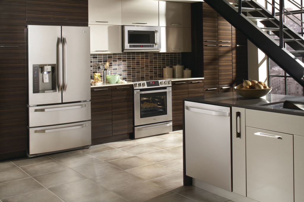 LG Studio Appliances