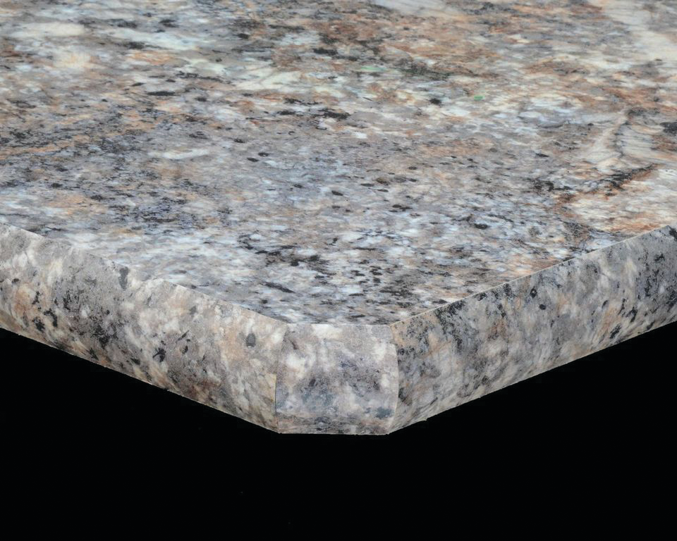 Kurv Edge Countertop Edges