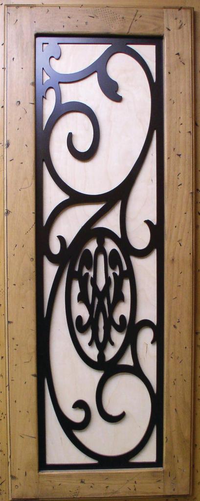Capolavora Cabinet Door Panel