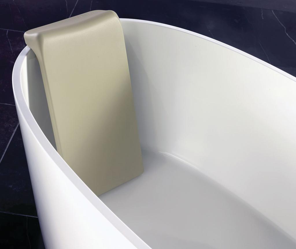 Luxury Backrest for Tub