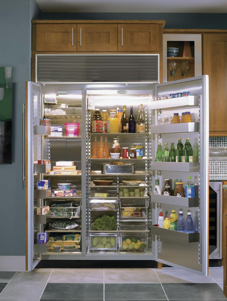 Built-In Refrigerators