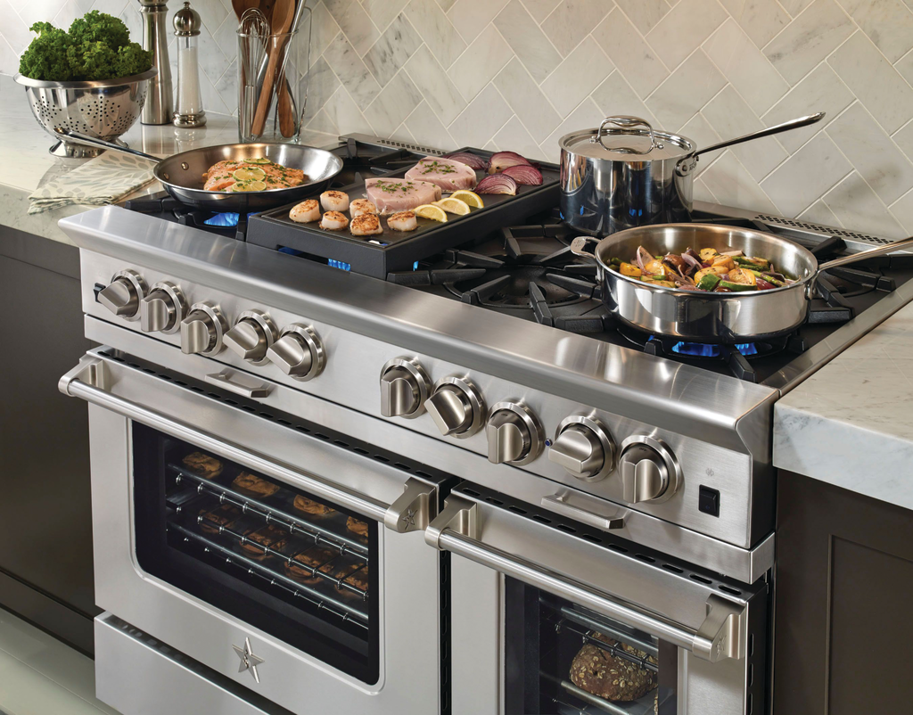 Platinum Series Gas Ranges