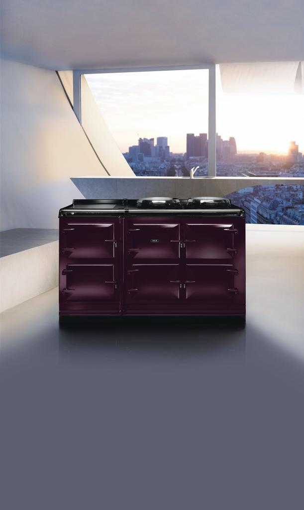 5-Oven Range Cooker