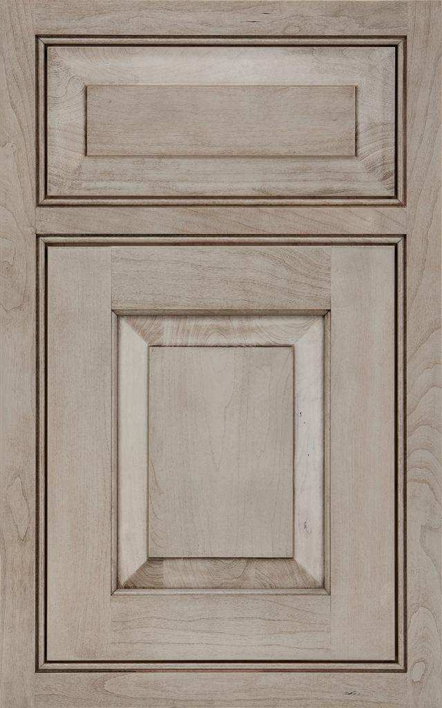 Peppercorn Cabinet Finish