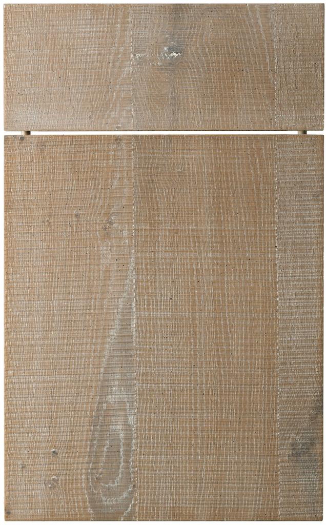 Rough Sawn Euro Oak Veneer Cabinets