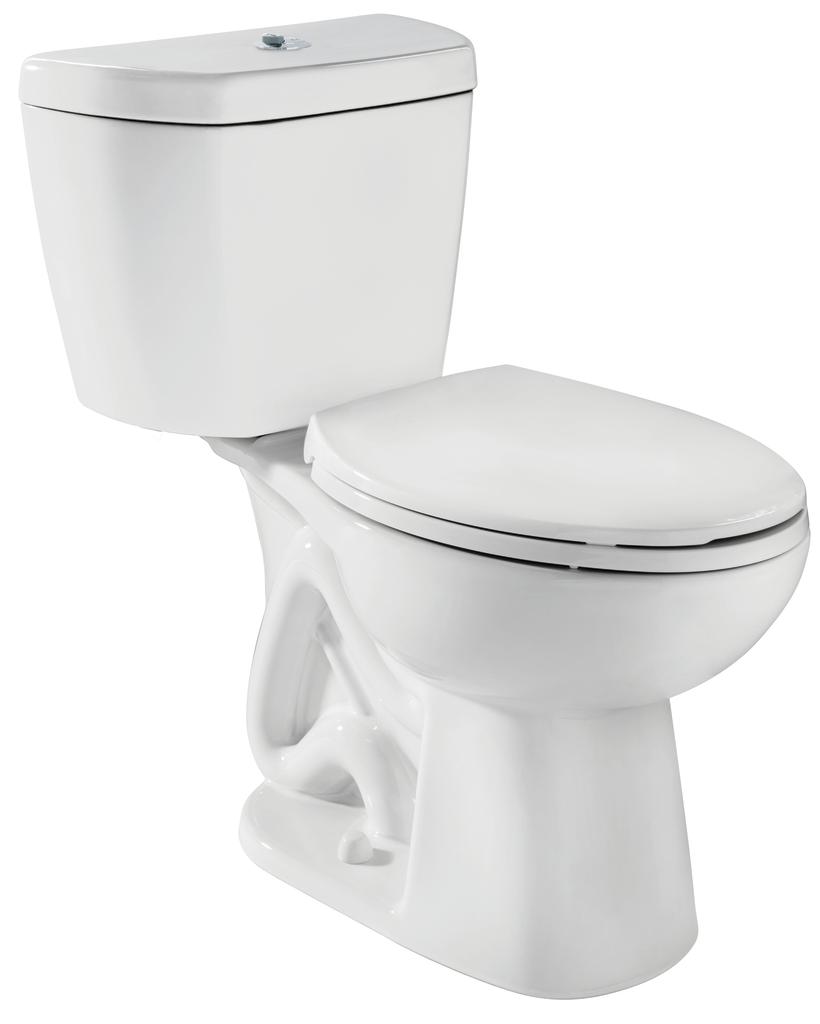 Stealth Dual Flush Toilet