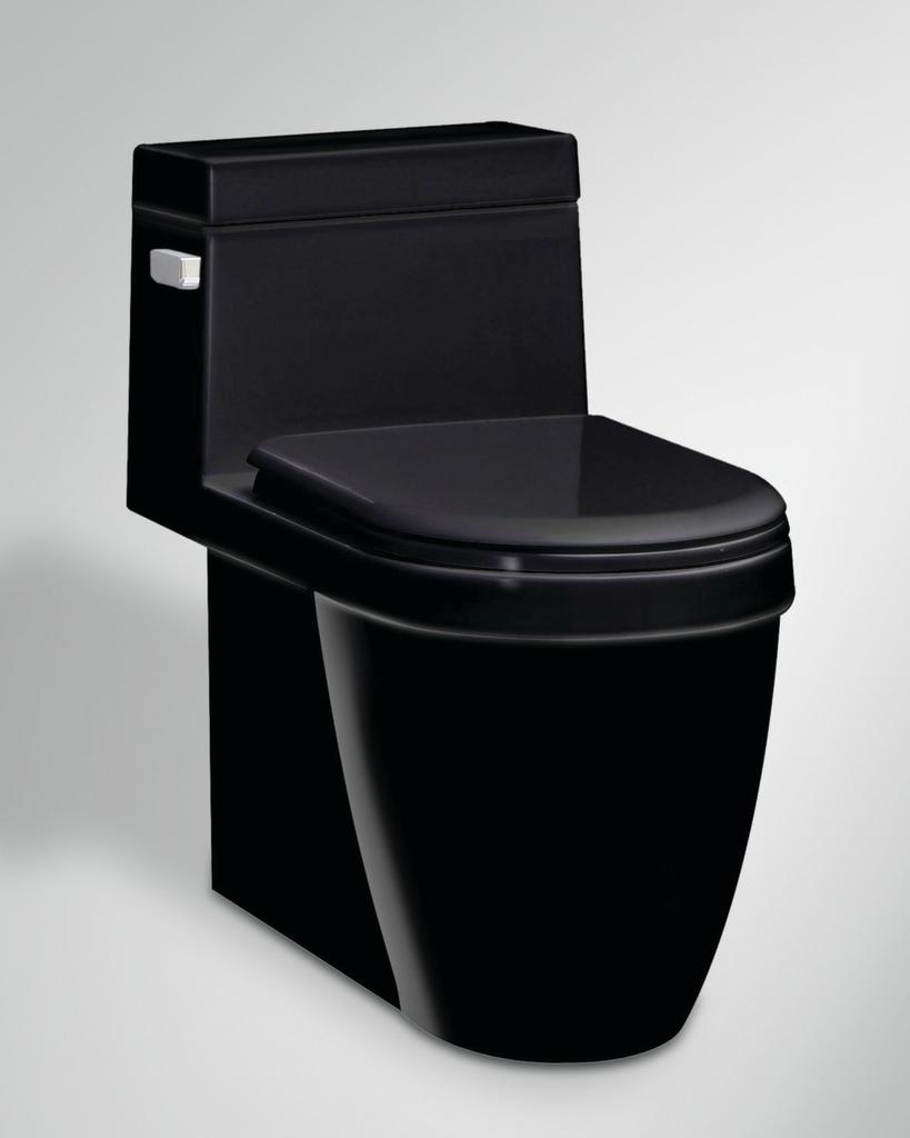 Black HET Toilets