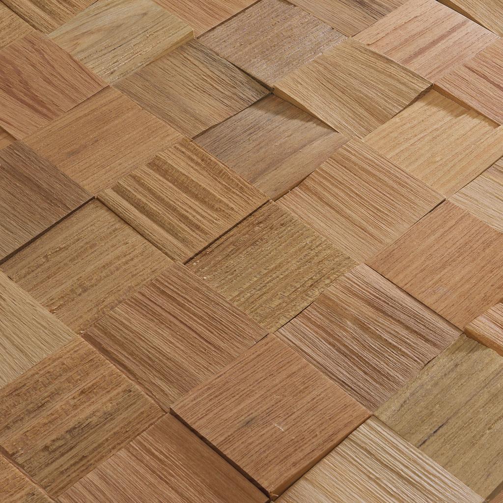 Textured Wood Tiles