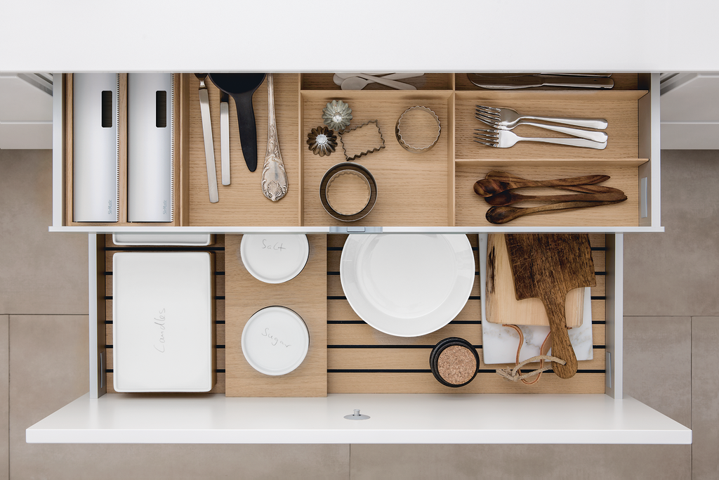 Cabinet Accessories System