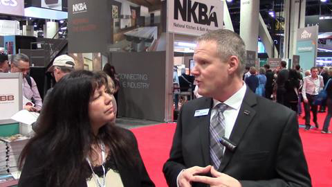 Video: KBDN Interviews NKBA President John Petrie