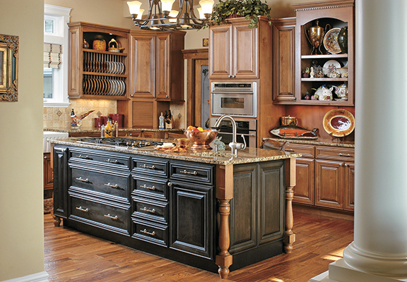 Universal Design Kitchens Blend Functional Elements with Beautiful Style