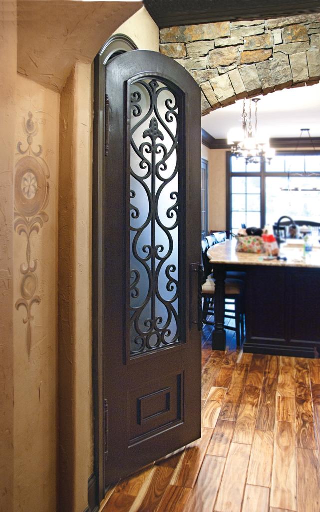 No more boring interior doors