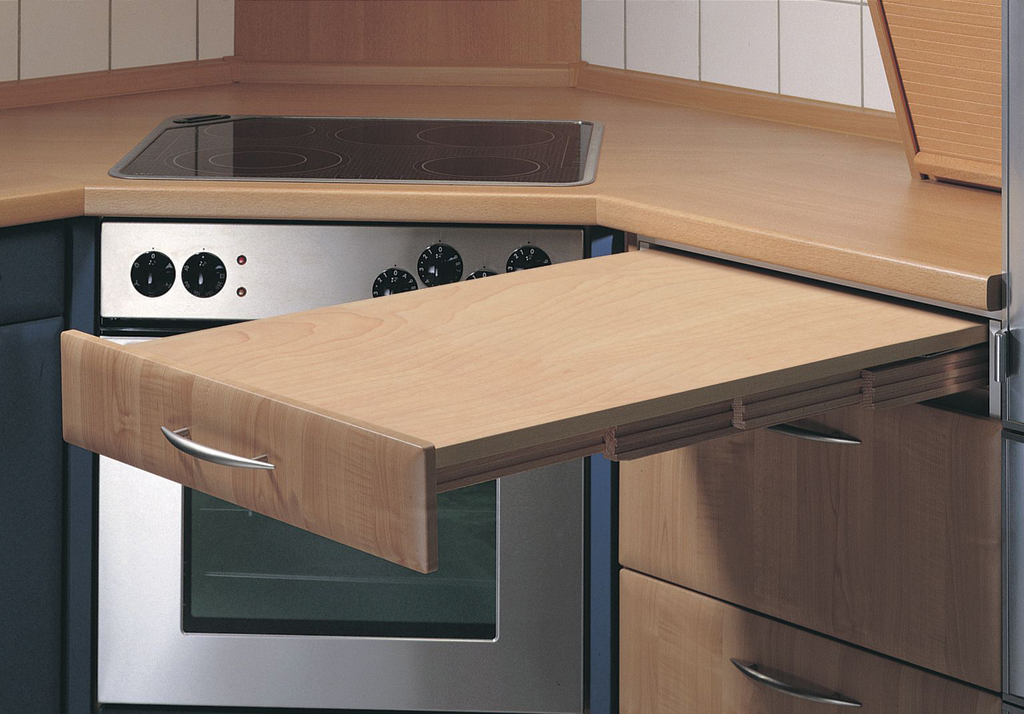 Pull-Out Table Systems