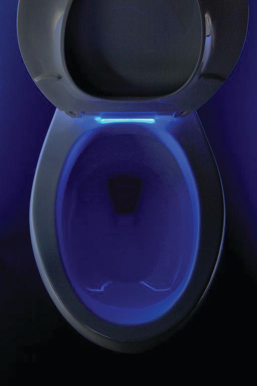 Night Light Toilet Seat