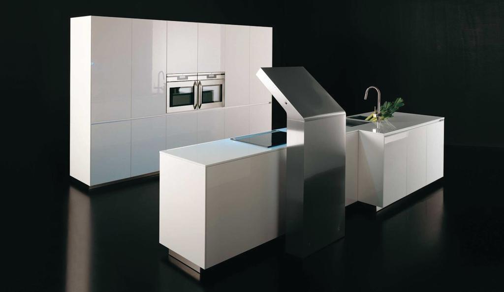 L'Evoluzione Kitchen Cabinet System