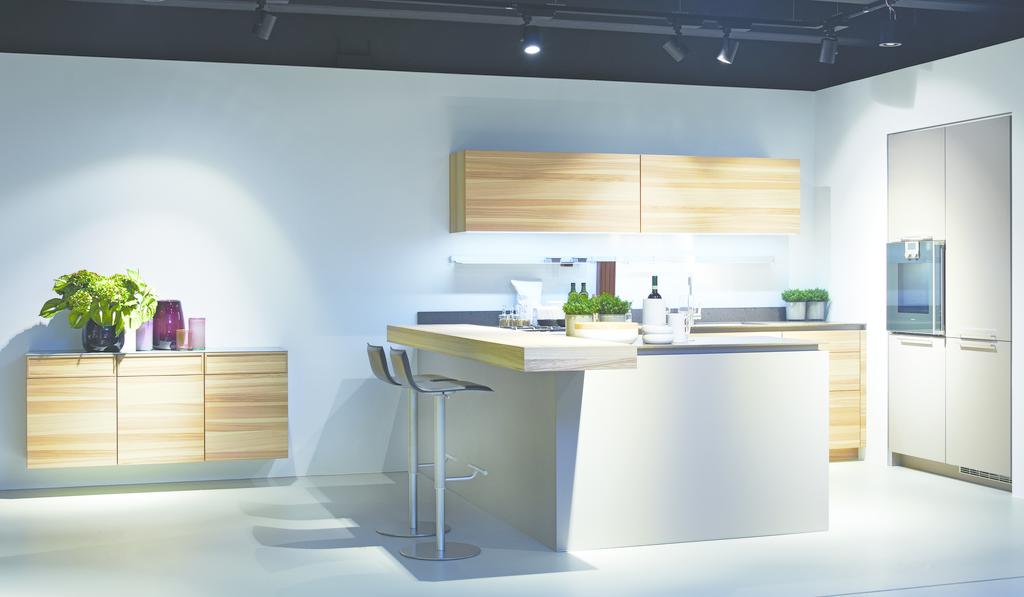 Core Ash Veneer Cabinets