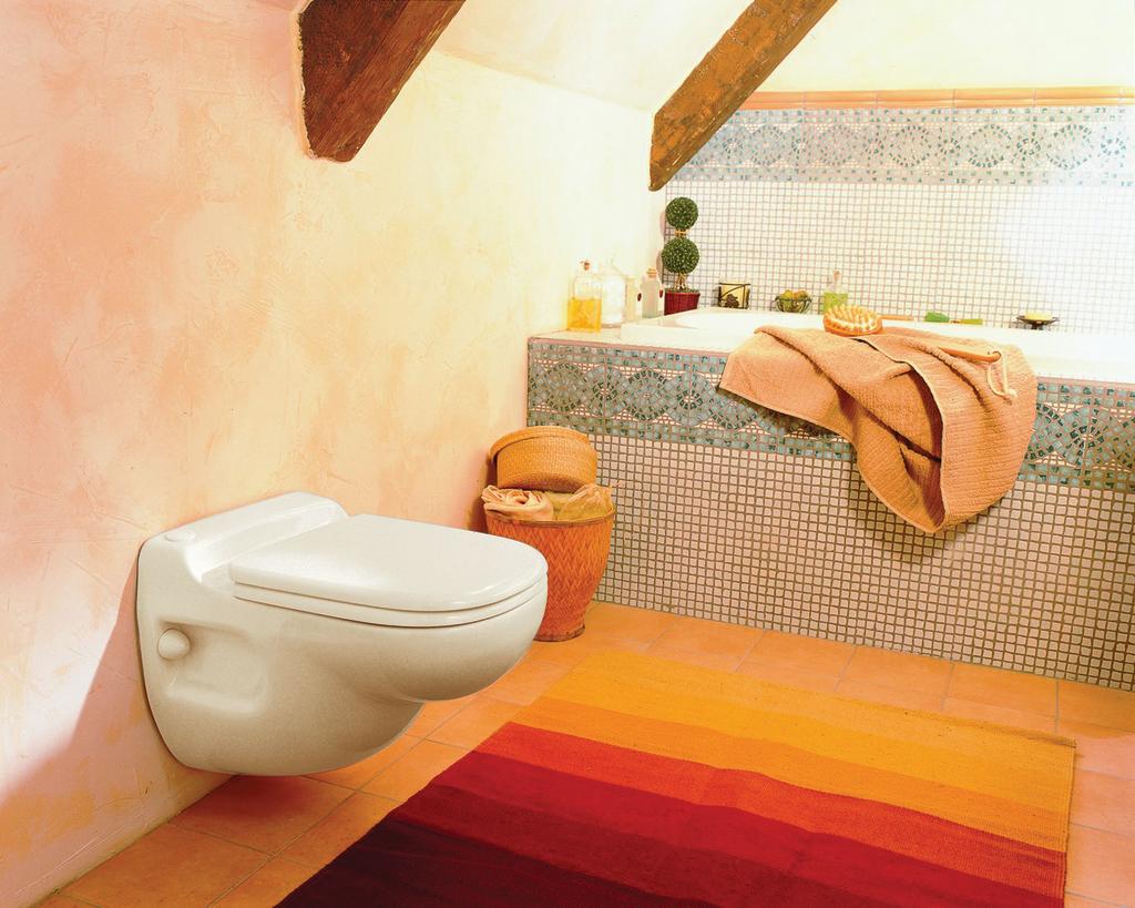 Sanistar Macerating Toilet System