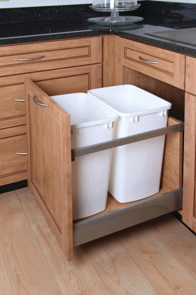 Electronically Assisted Waste Bin