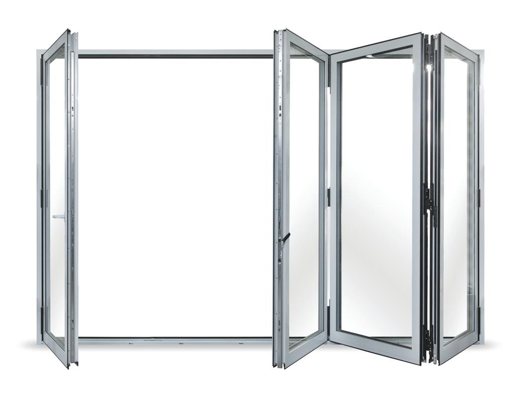 Lightweight, flexible folding wall system