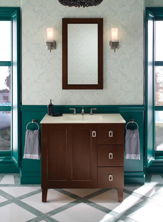 Poplin Bath Vanity