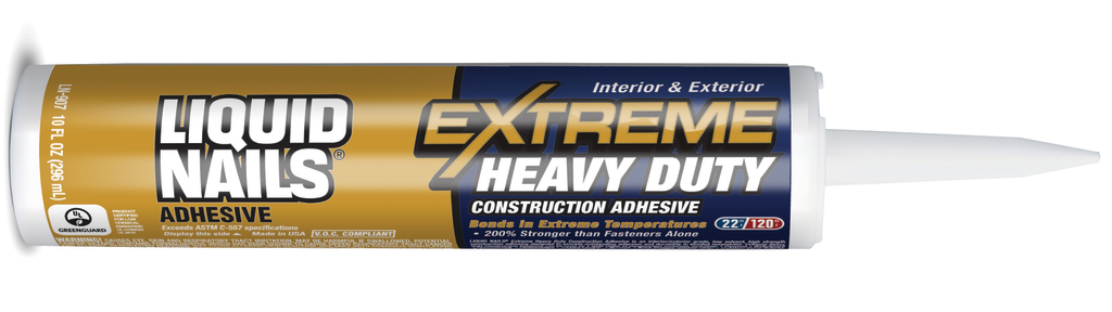 Extreme Heavy Duty Construction Adhesive