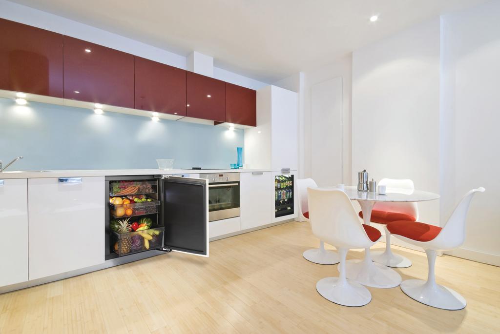 Modular 3000 Series Undercounter Refrigerators