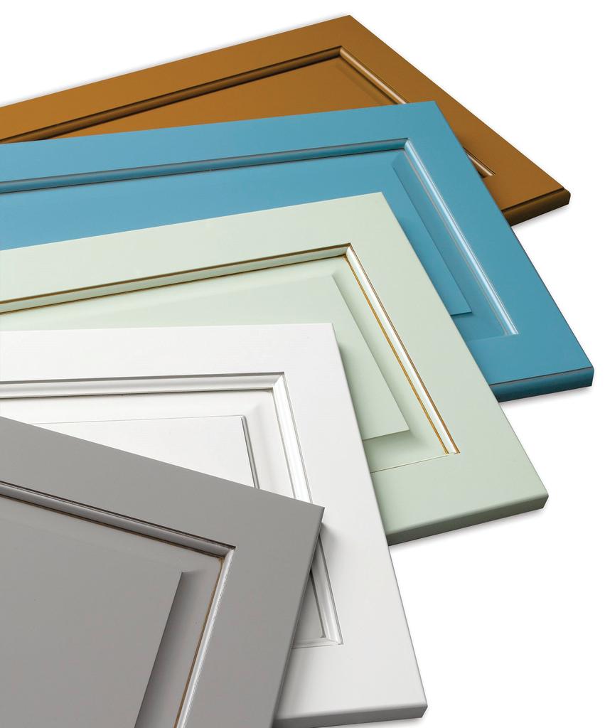 Cabinet Door Glazes
