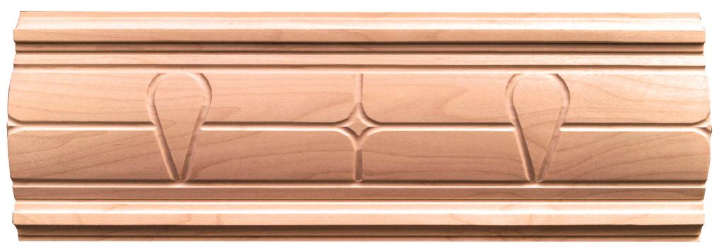 Lineal Wood Rail