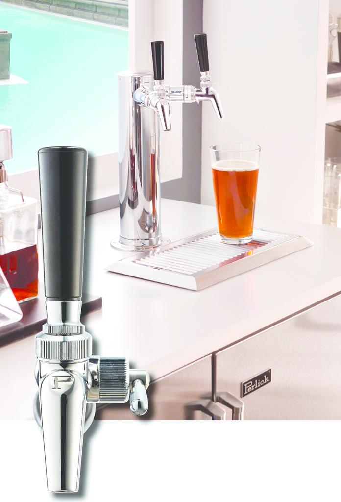 Beer Dispenser Flow Control Faucet