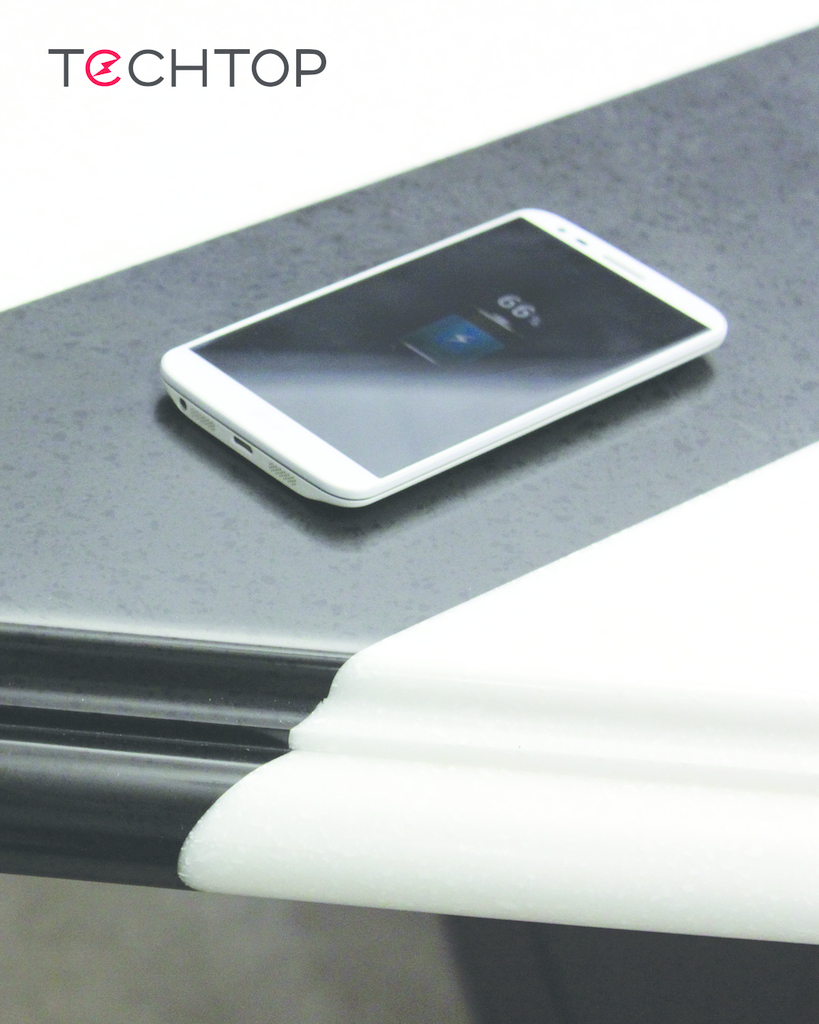 TechTop Wireless Charging Surface