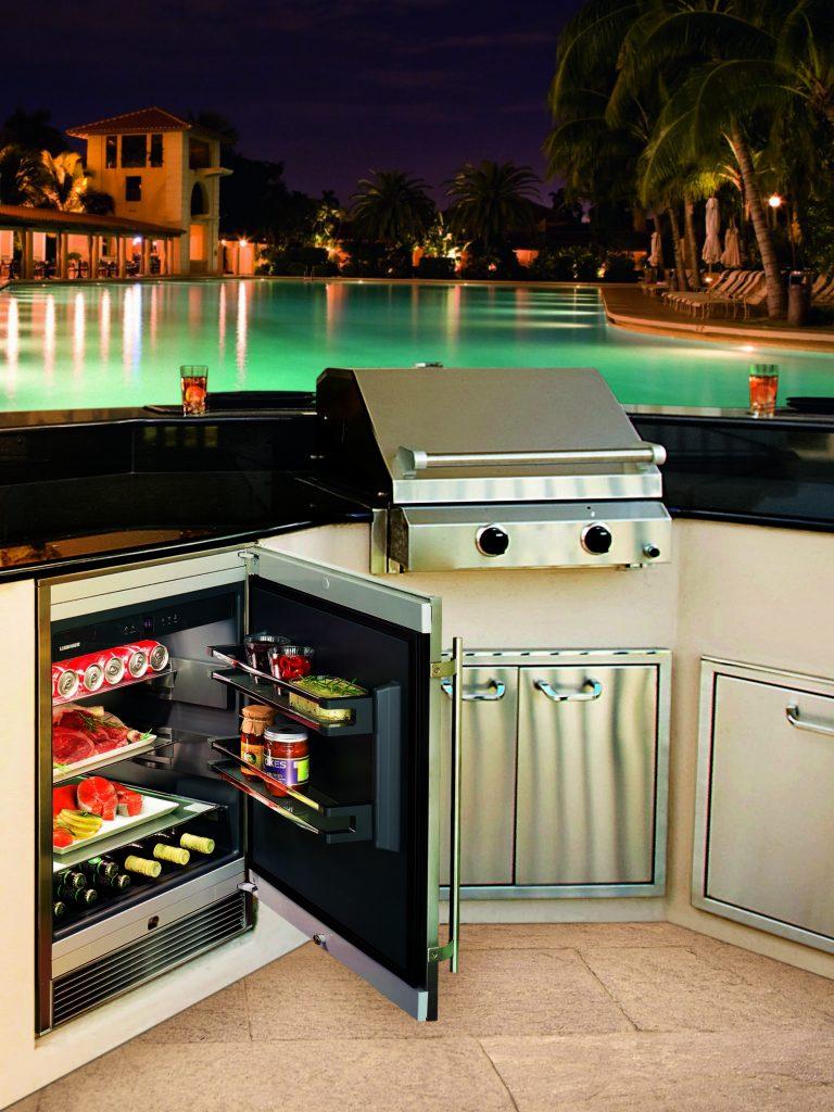 Outdoor Undercounter Refrigerator
