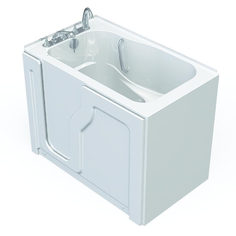 Updates to walk-in tub