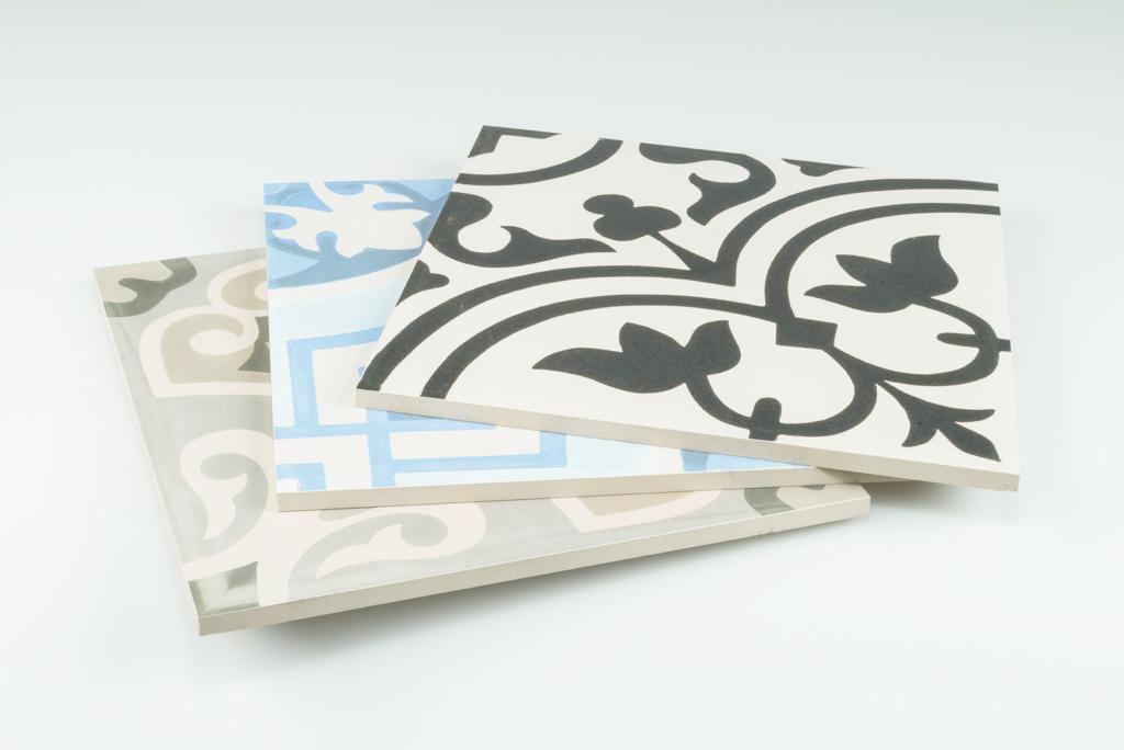 Jardin Porcelain Tile Series