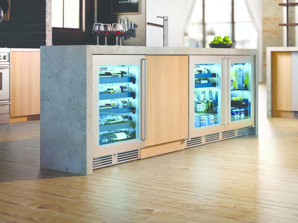 18″ Undercounter Refrigeration