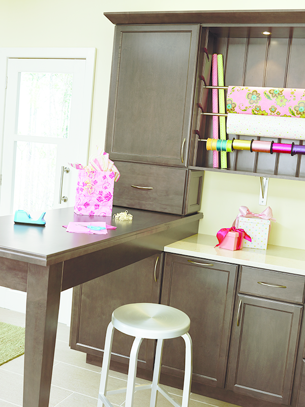 Additional cabinet finishes