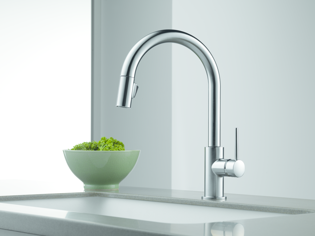 Trinsic Touchless Kitchen Faucet