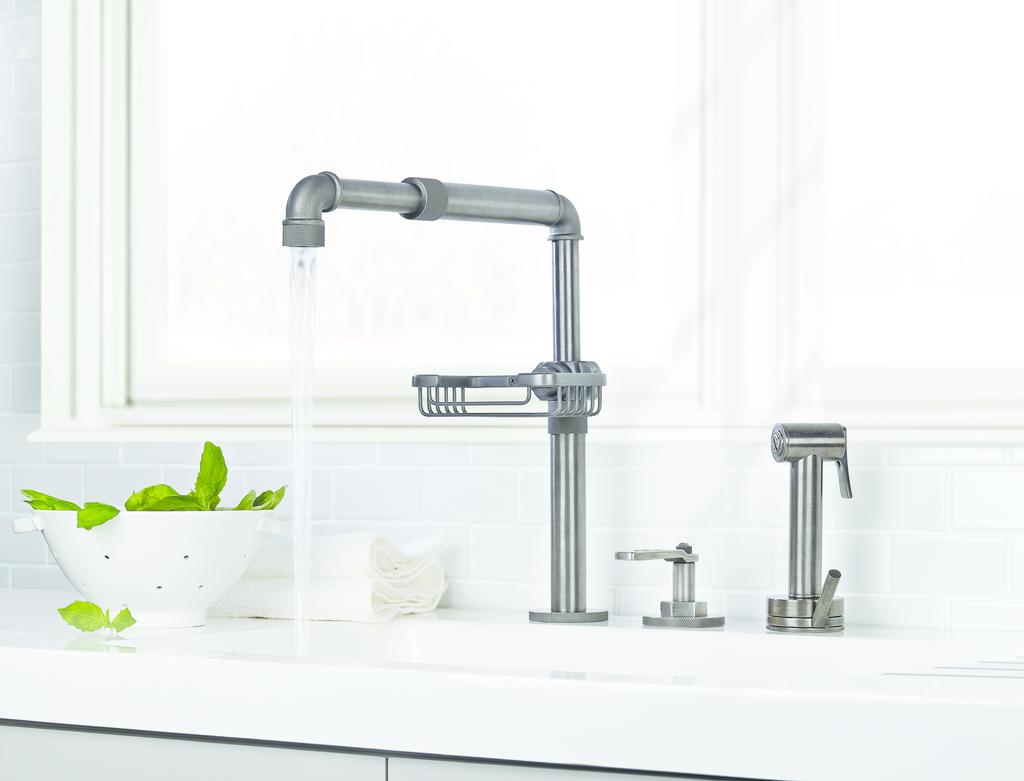 Elan Vital Kitchen Faucet