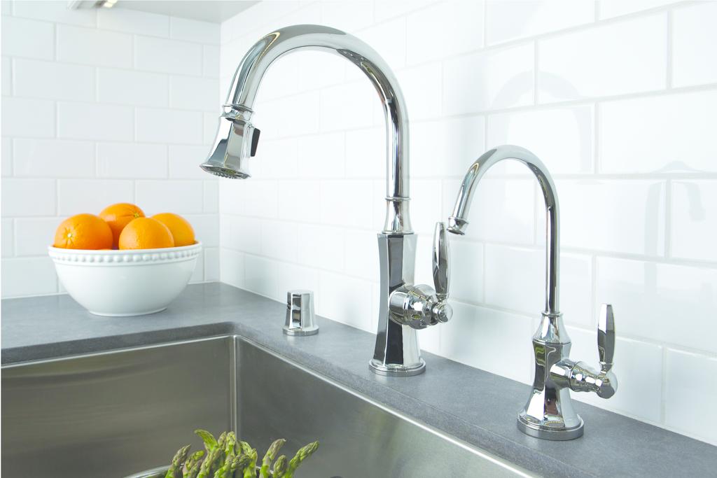 Metropole Kitchen Faucets