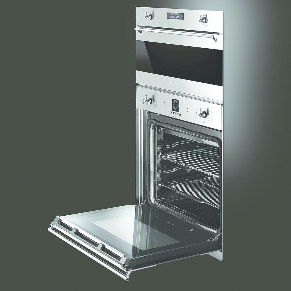 Multifunction oven with 10 cooking modes