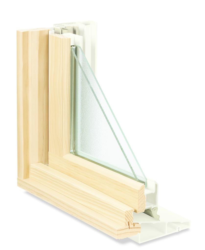 Glass, glazing options added for window, door series