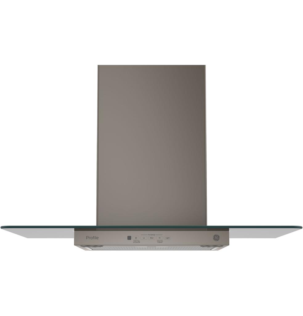 Flat Glass Canopy Range Hood