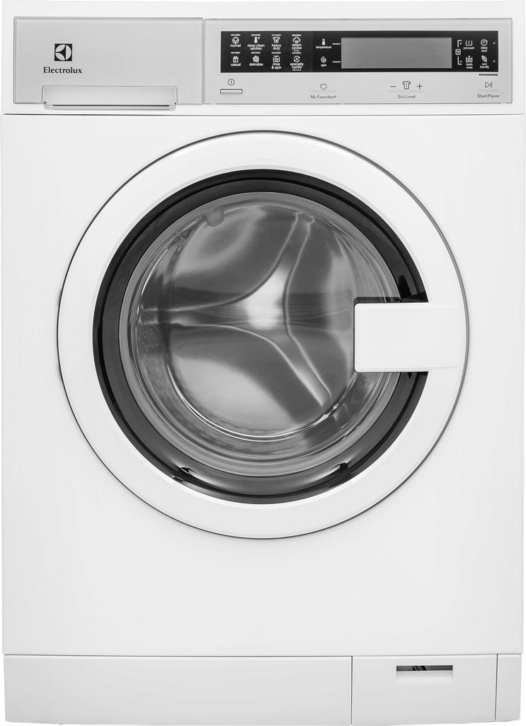 Ventless, compact washer and dryer