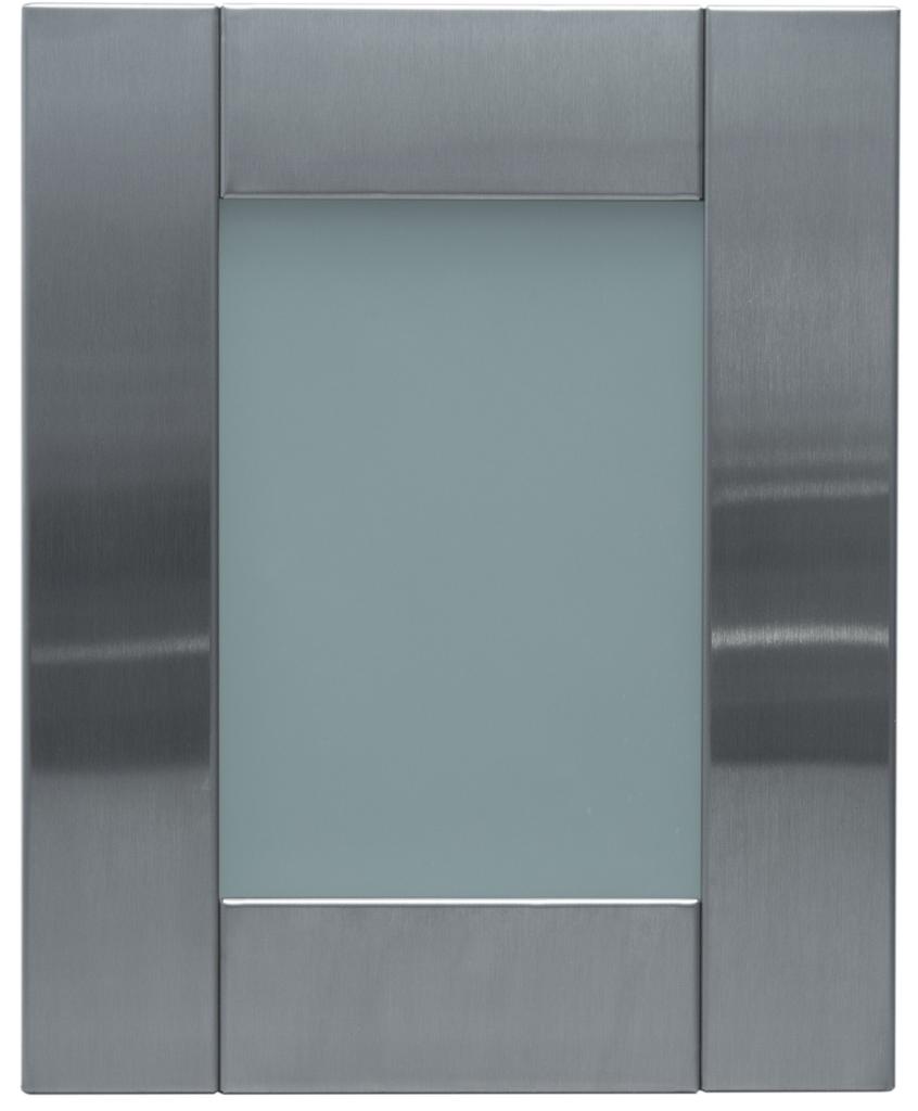 Sea Glass Cabinet Door Inserts