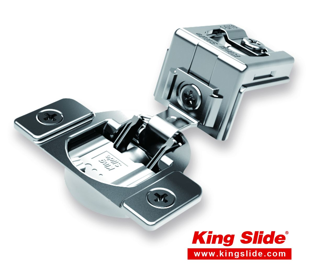Adjustable Soft-Close Hinge